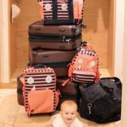 Elternzeit-Reise: Alles gepackt!