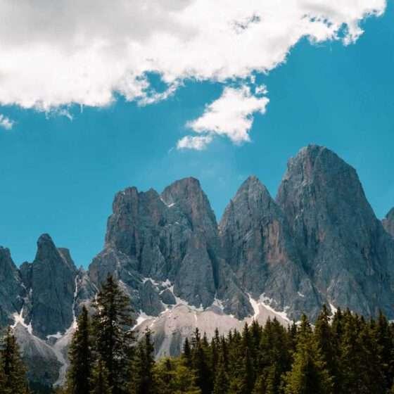 Elternzeit-Reise: Dolomiten