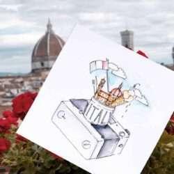 Elternzeit-Reise: Ciao Bella Italia