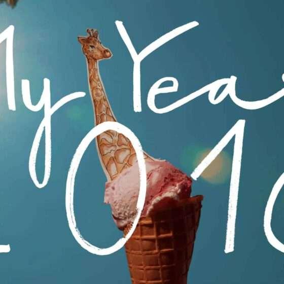 My Year 2018 - Jahresrückblick