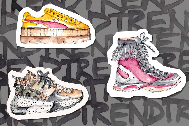 Sneaker Trends 2019