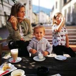 Frühstück in Brixen