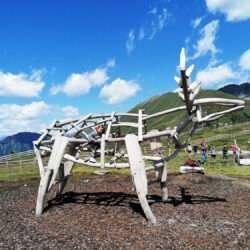 Kletterhirsch Jochtal Erlebnispark