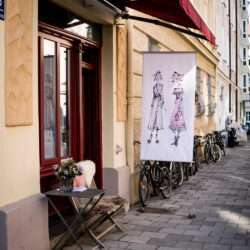 Launch Art Print Kollektion, München, Giesing