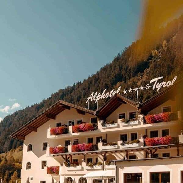Familienhotel Alphotel Tyrol
