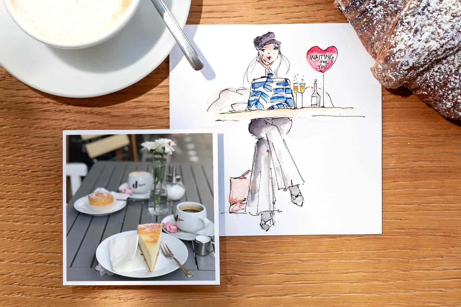 französische Cafés in München - Tanpopo - Nadja König