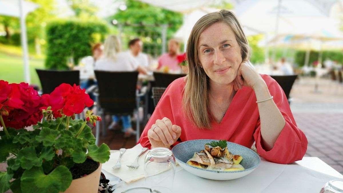 Nadja König - Urlaub in Bayern - Landhaus Tanner