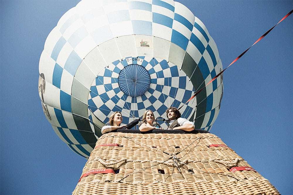 Tegernsee Ballooning