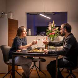 Nadja König - kreatives Deluxe Sushi Dinner at Home