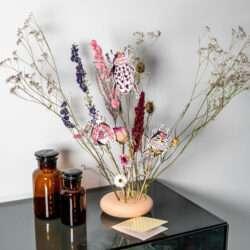 Trockenblumen Frühlingsdeko