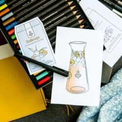 Making of Illustration