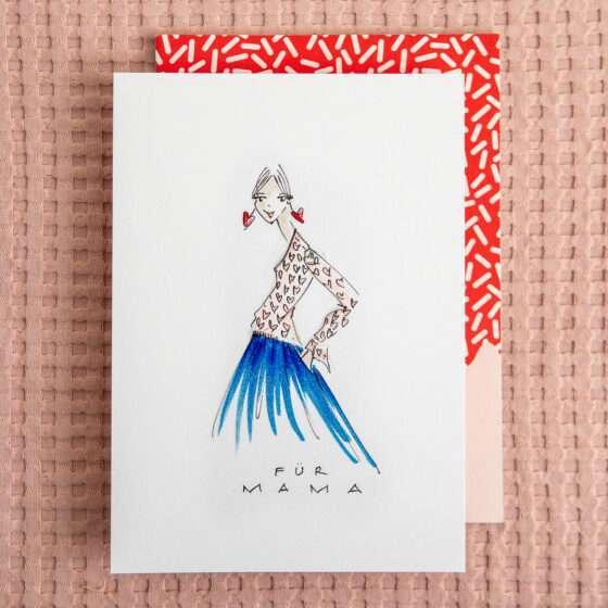 Nadja König Illustratorin Personalisierte Unikate